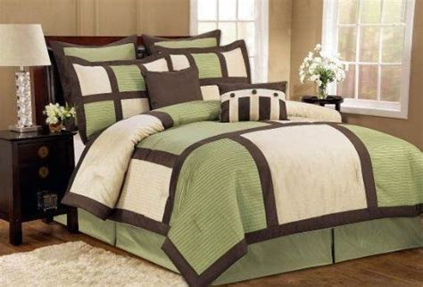 green and brown comforter sets green and brown bedding sets
