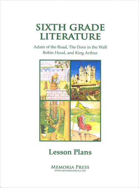 themes in literature for 6th grade sixth grade literature lesson plans 030299 details