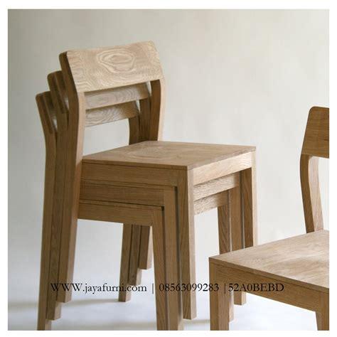 Kursi Kayu Yg Murah kursi cafe kayu jati murah kfc 030 jayafurni mebel jepara jayafurni mebel jepara