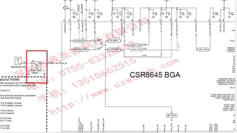 parts of an integrated circuit integrated circuit undefined part of csr8645 chip electrical engineering stack exchange