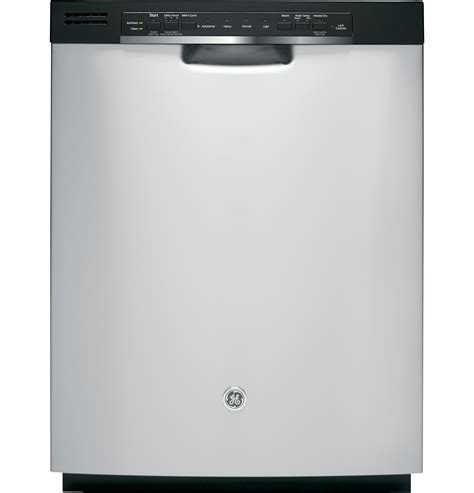 Cleaning Stainless Steel Dishwasher Interior by Ge 174 Hybrid Stainless Steel Interior Dishwasher With Front