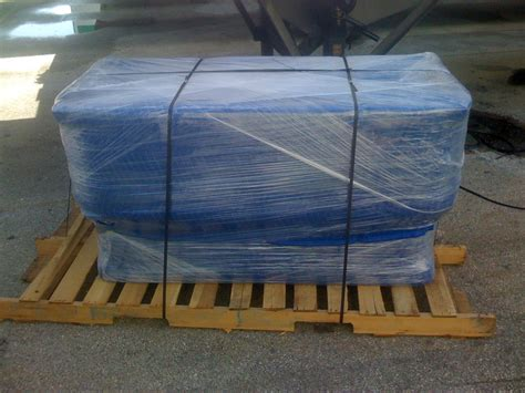 how to shrink wrap a couch palletizing my website