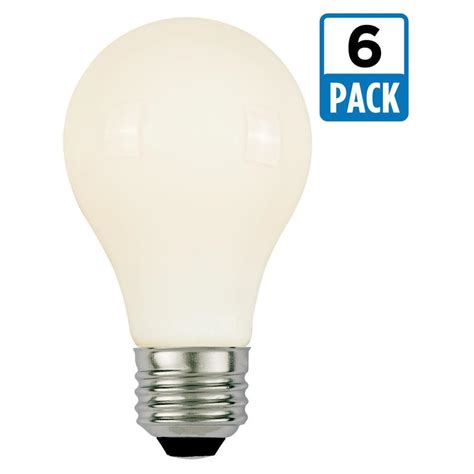Feit Electric 60 Watt Equivalent Soft White G25 Dimmable Led Lights Dimmable