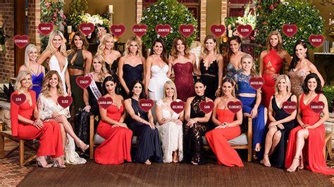 the bachelor the bachelor australia 2017 meet the contestants 9thefix