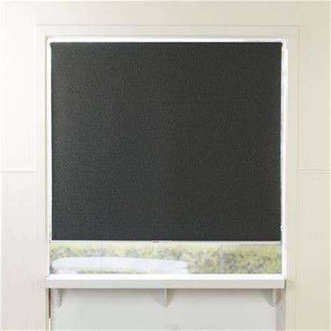 Spotlight Bedroom Blinds Gummerson Rylee Roller Blind Charcoal 180 X 210 Cm