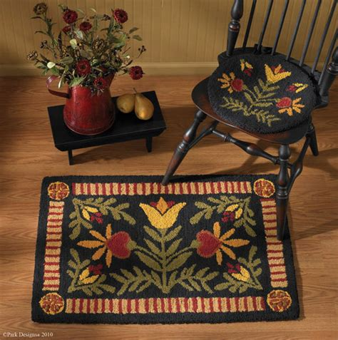 hooked chair pads ebay rug hooked chair pad on chair pads rug