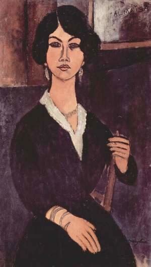 Reclining Amedeo Modigliani by Amedeo Modigliani The Complete Works Reclining 4