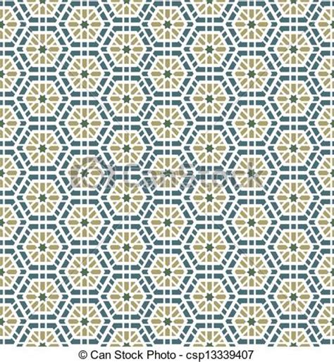 arab star pattern vector clipart of arabic seamless pattern background