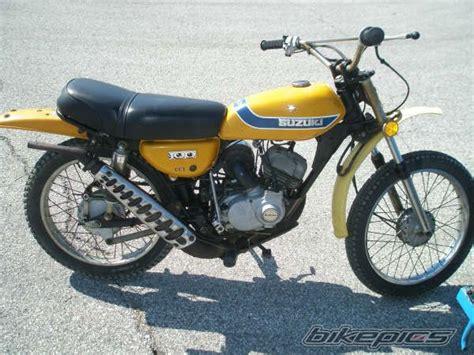 Suzuki Ts 100 1973 Suzuki Ts 100 Picture 1603103 Uploaded On 03 17 09
