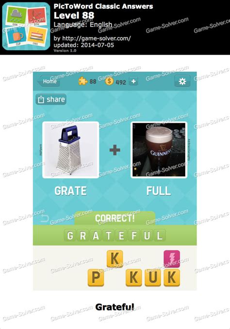 calculator game level 88 pictoword classic level 88 game solver
