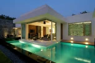 minimalist bungalow in india idesignarch interior