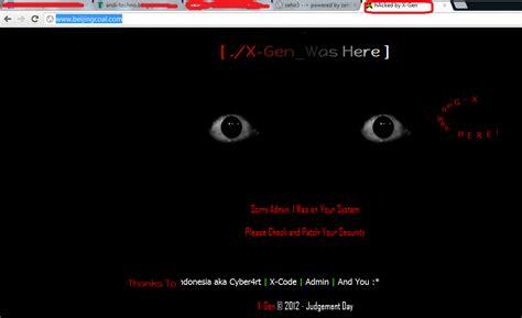 tutorial deface website untuk pemula cara deface index website dengan webdav for newbie