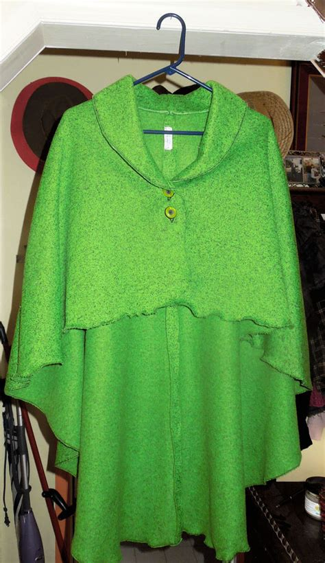 58 pattern poncho review butterick 5819 misses wrap and cape