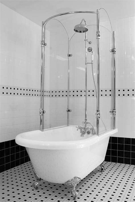 Clawfoot Tub Bathroom Design Ideas by My One Day Is To A Clawfoot Tub This Shower