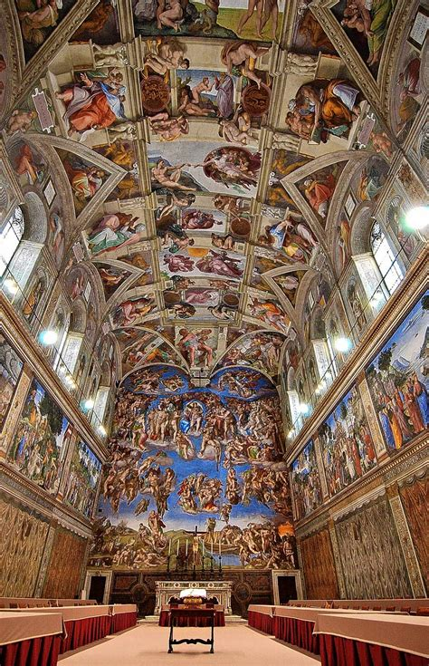 Ceiling Of The Sistine Chapel By Michelangelo by Michelangelo S Sistine Ceiling Drawing Academy Drawing