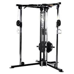 powertec workout bench best functional trainers top cable machines for 2017