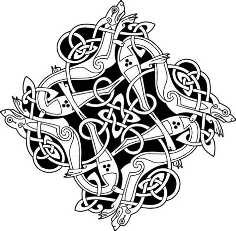 celtic dog tattoo this celtic design would make an awesome four