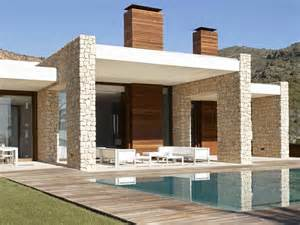Home Design Modern Exterior Interior Exterior Ideas For Villa Plans