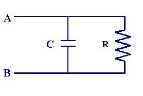a resistor and capacitor in a series ac circuit mastering physics resistors and capacitors in parallel department of