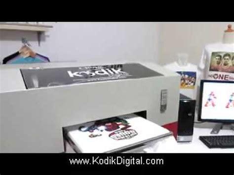 Printer Dtg A3 Epson dtg printer a3 base on epson 1390 high quality