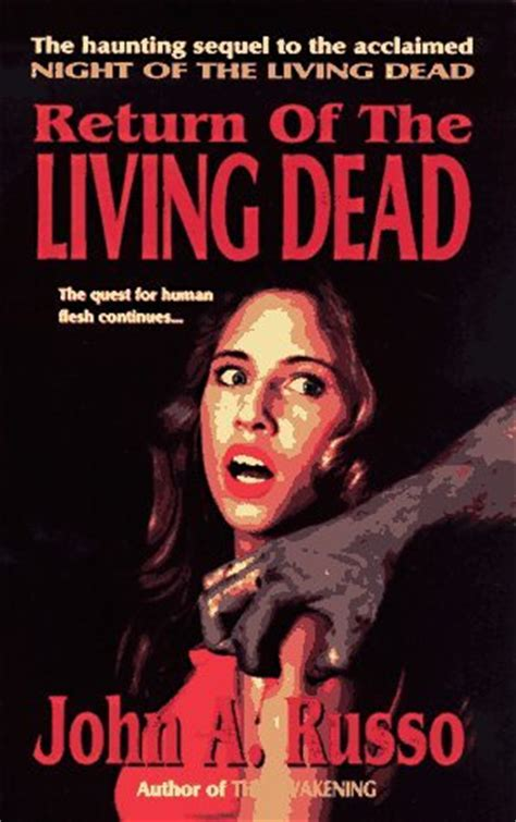 libro a return to love return of the living dead by john russo