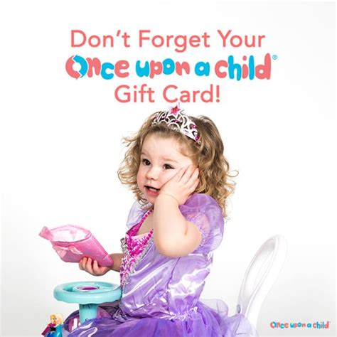 Once Upon A Child Gift Card - name brand gently used kids baby clothes once upon a child lincoln ne
