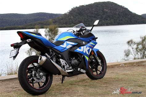 Suzuki Lams Review 2017 Suzuki Gsx250r Lams Bike Review