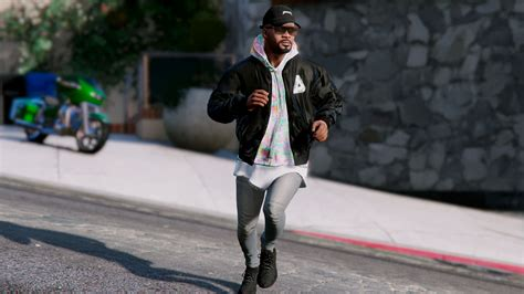Hoodie Max Payne Rtvcloth palace bomber w adidas x palace marble hoodie gta5 mods