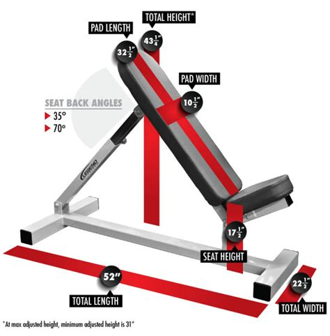 olympic weight bench dimensions olympic weight bench width benches