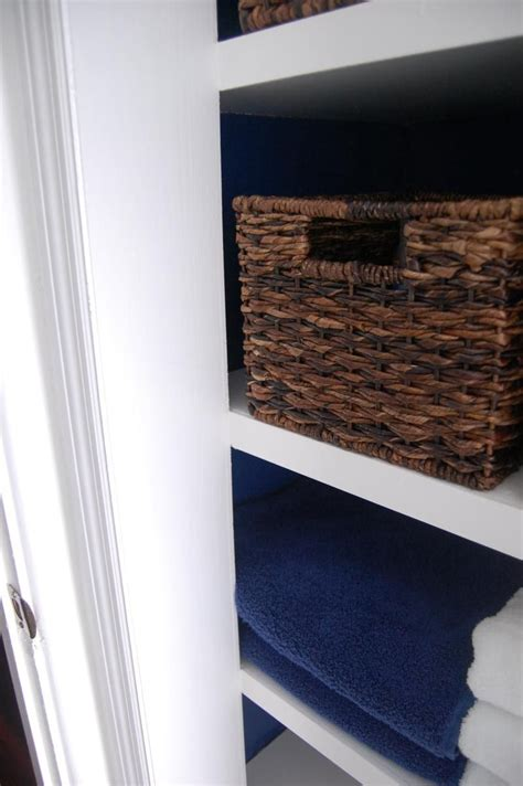 Build A Linen Closet by How To Build Linen Closet With Floating Shelves Kingdom Living