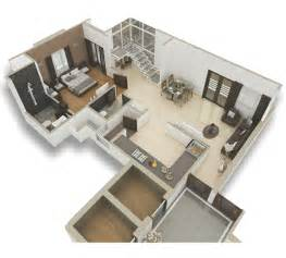Home Design 3d Gold 2nd Floor by Kanha Group