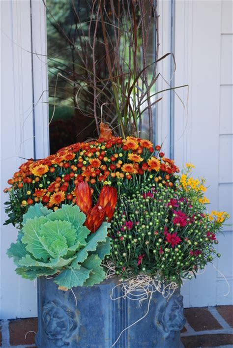 fall container gardens fall container gardens traditional indianapolis by