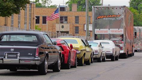 city auction motor larry s likes at leake s motor city auction classic car news