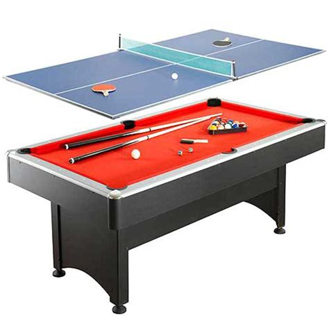 pool ping pong table maverick 7 ft pool table with table tennis