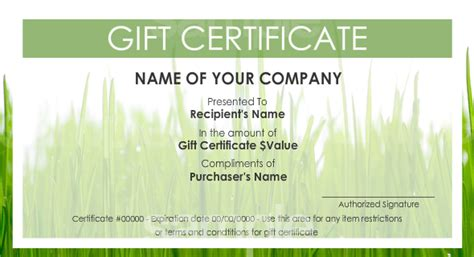 print your own gift certificates memes