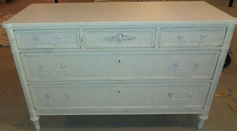 Shabby Chic Dressers by Thrifty Treasures White Shabby Chic Dresser