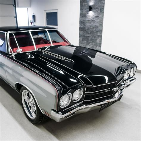 70 chevelle becausess custom paint 4 colors grey