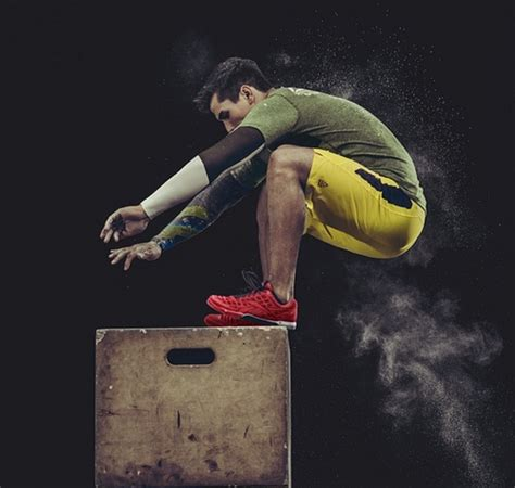 Box Jump The Purpose Of The Box Jump Thrive Fitness