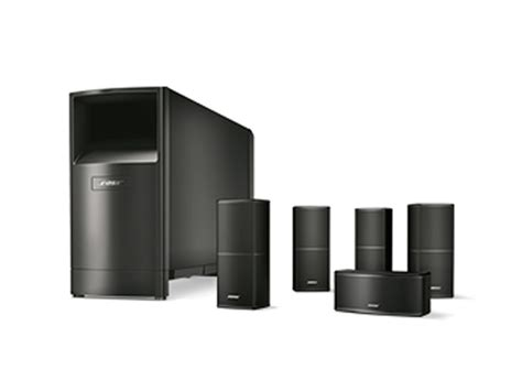 bose acoustimass  bose series  home theater speaker system