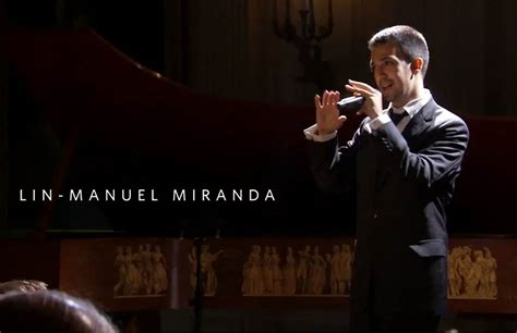 lin manuel miranda white house multimedia presentations paterson great falls national historical park u s
