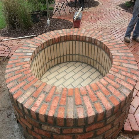 how to build a brick pit some brilliant brick pit ideas for your home