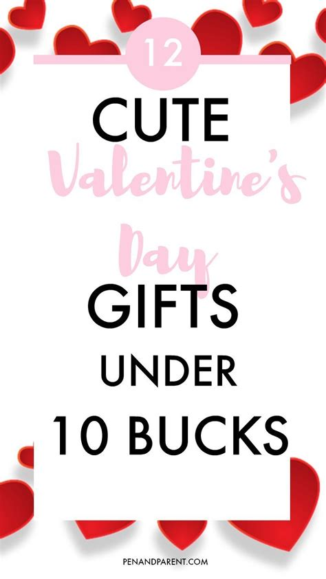 gifts for kids under 10 cheap valentine s day gifts that will make your kids and