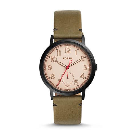 Jam Tangan Fossil Grant Fs5214 Leather oktober 2016 jual jam tangan original fossil guess