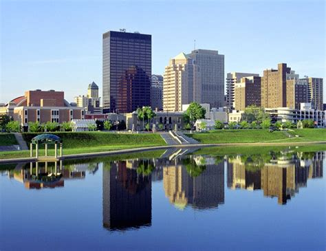 Dayton Ohio places to visit in ohio