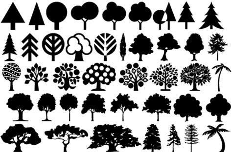 tree symbol font gallo fonts
