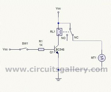 transistor switch circuit transistor act as a switch dc motor driver circuit with animation electronics circuits