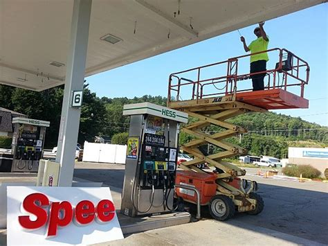 Hess Express Gift Card - broome county speedway store conversions underway