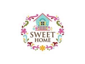 Home Decor Design Logo by Sweet Home Logo Design 48hourslogo Com