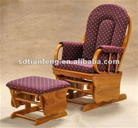 Cheap Gliders And Ottomans Economical Cheap Antique Wooden Glider Rocker And Ottoman Buy Furniture Glider Rocker Rocking