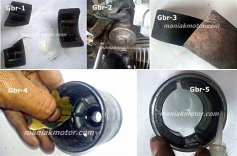 Dinamo Starter tips motor perbaiki elektrik starter honda supra x125